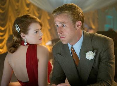 Emma Stone et Ryan Gosling