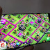 Clash of Clan on Samsung Edge 7