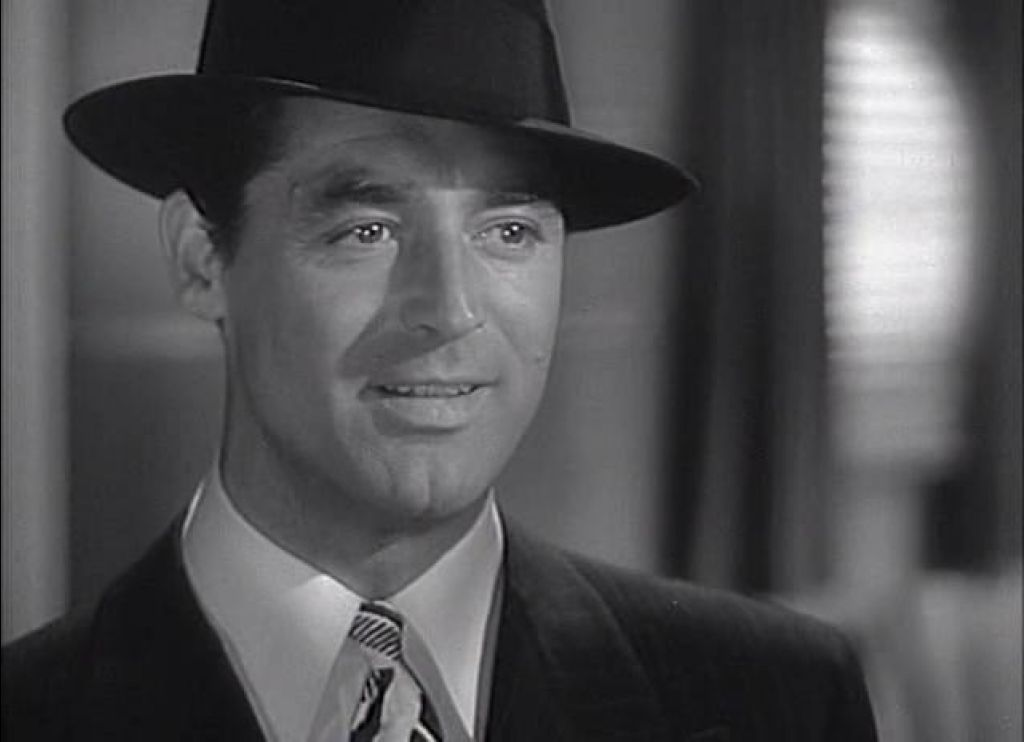 In so many words forgotten or overlooked film for Cary grant first movie