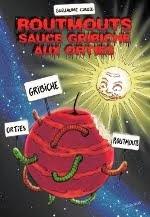 Routmouts Sauce Gribiche aux Orties