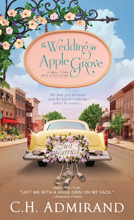 A WEDDING IN APPLE GROVE BY CH ADMIRAND