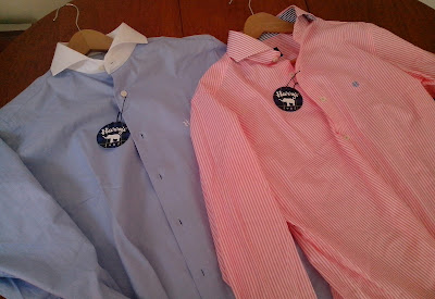 Review camisas de vestir Harry´s 1982.