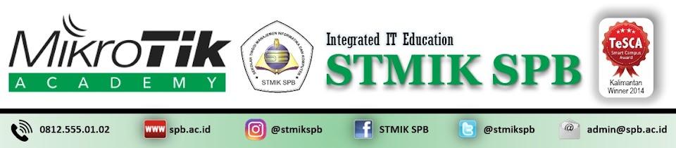 MikroTik Academy STMIK SPB