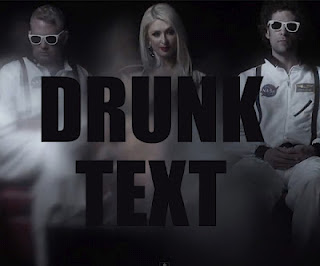 Manufactured Superstars - Drunk Text