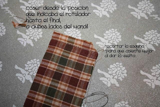 stylo tissu
