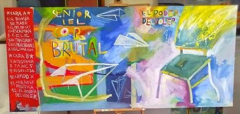 SENIOR I EL COR BRUTAL - (2014) El poder del voler b