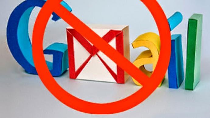 China bloquea el servicio de Gmail