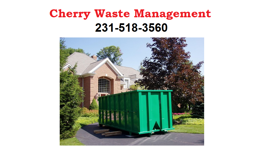 Cherry Waste Management 231-518-3560