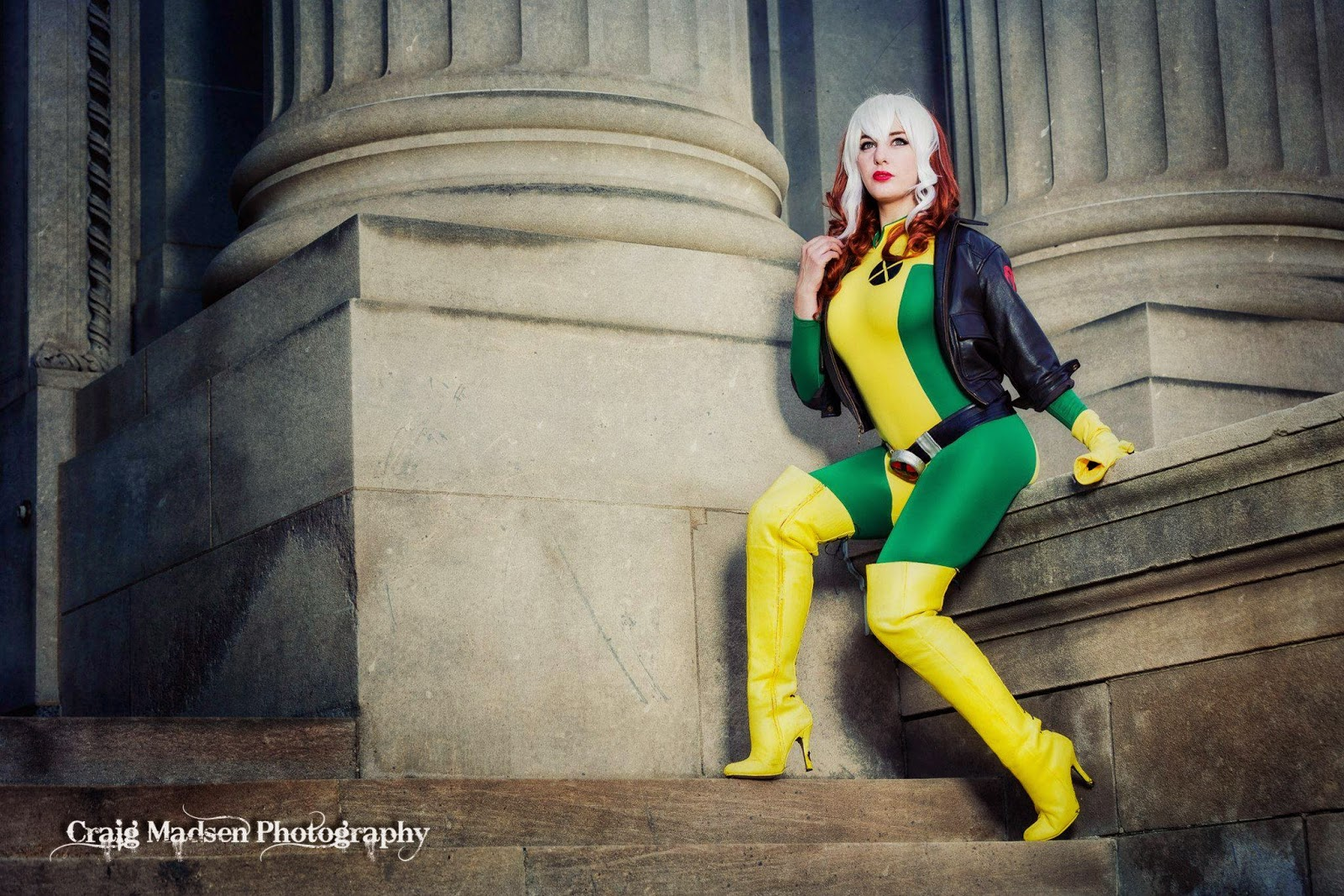 Cosplay Feature: Lisa Lou Who's Rogue!