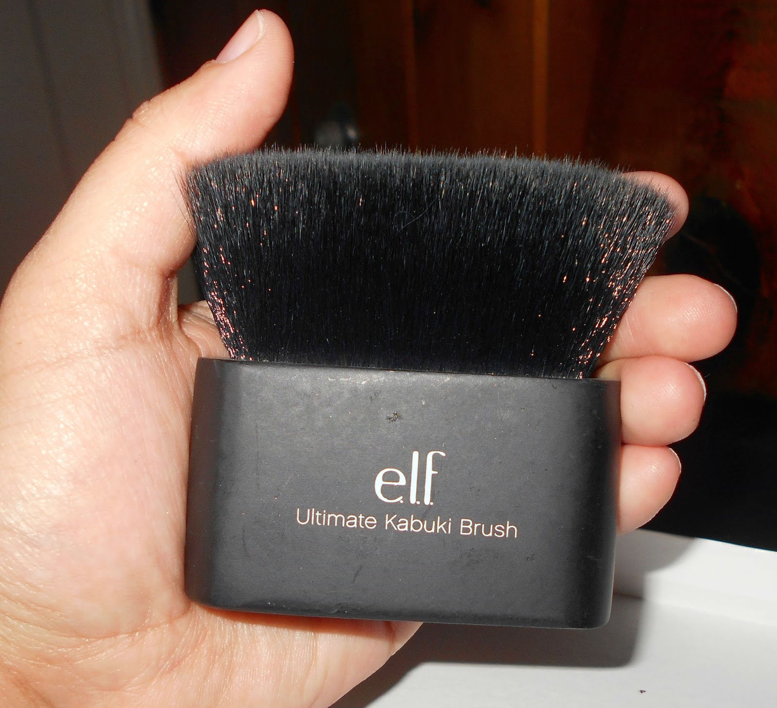 E.L.F Studio Ultimate Kabuki Brush