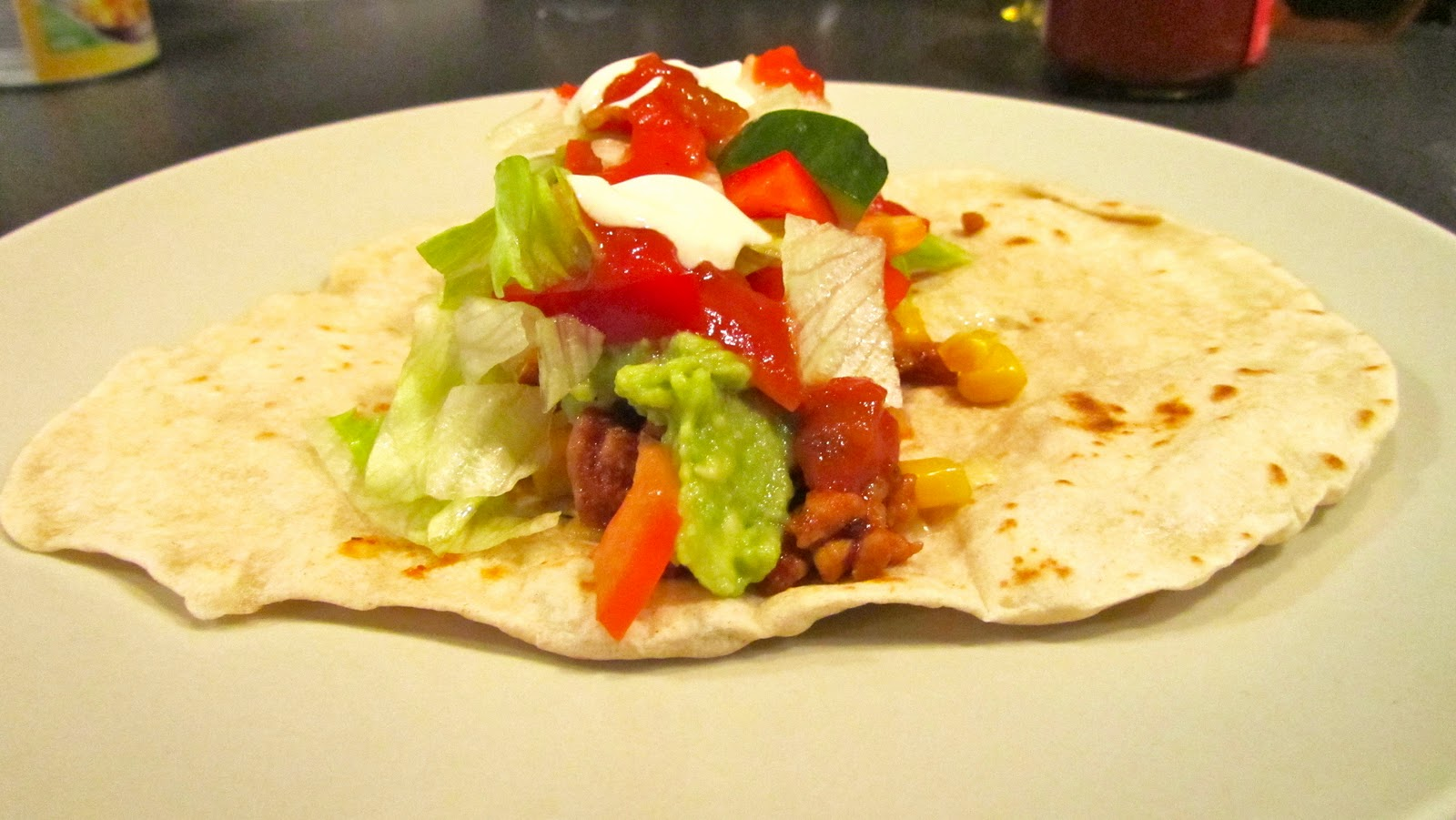 norsk taco