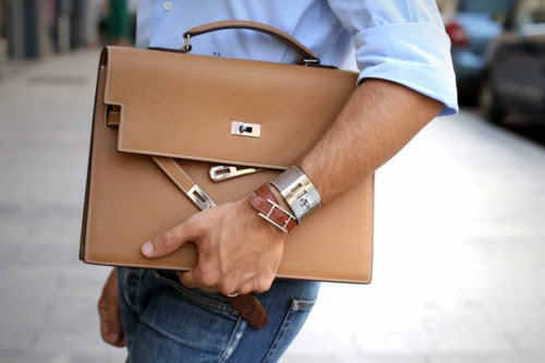 of the Hermes Clic H Bracelet- Guys Men Wearing Hermes BraceletsHermes Bag Men