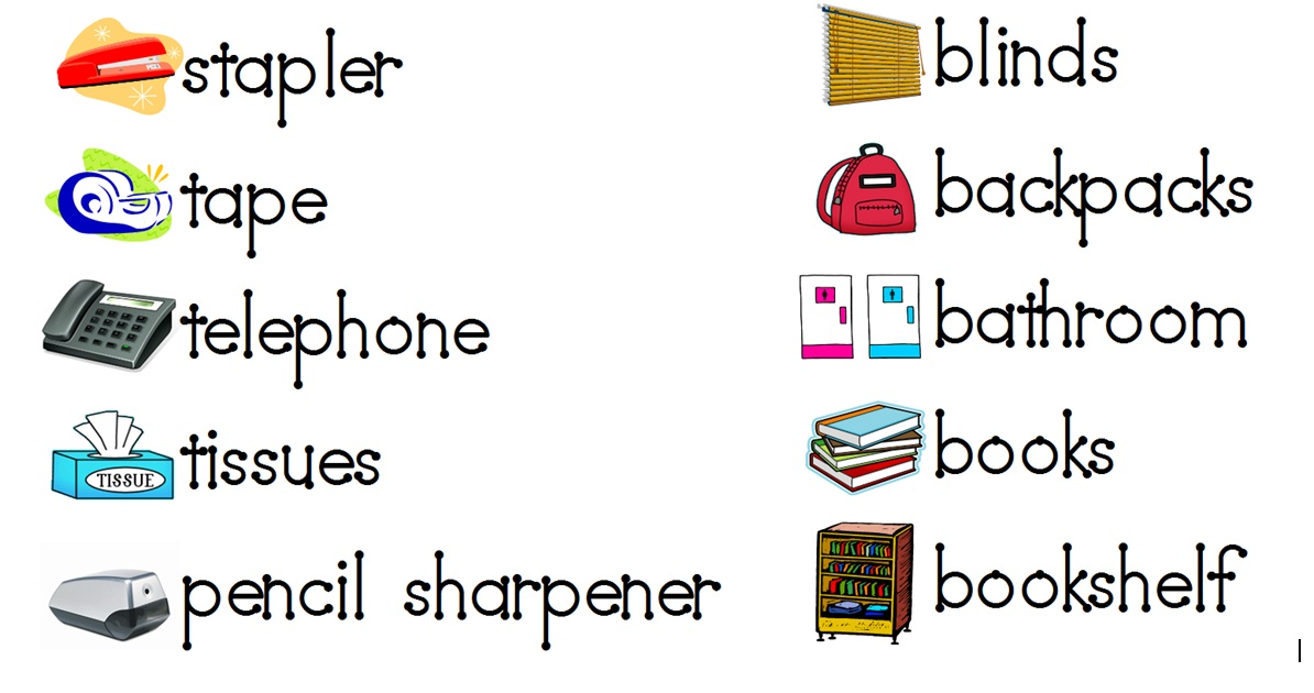 Lucrative image intended for printable classroom labels