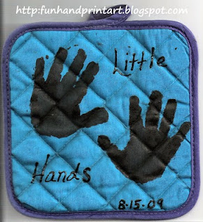 Craft Ideas Couples on Art   Handprint   Footprint Mother S Day Craft Ideas   Part 1