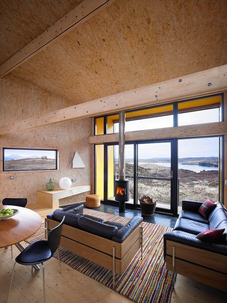 Casa rural de dise o contempor neo rural design - Casa rural diseno ...