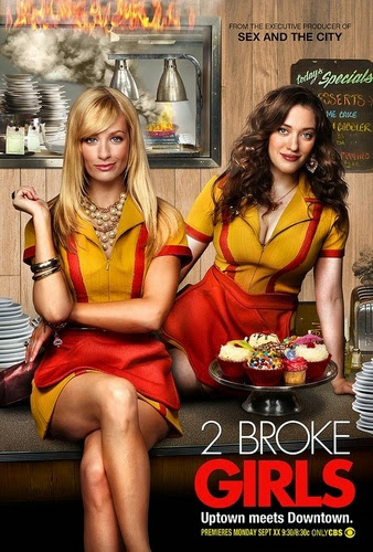 2 Broke Girls Temporada 4 (HDTV 720p Ingles Subtitulada) (2014)