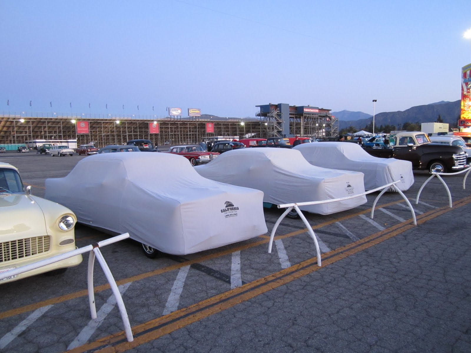 Pomona Swap Meet And Motor Toys Car Show Cars Blog - Show car cover