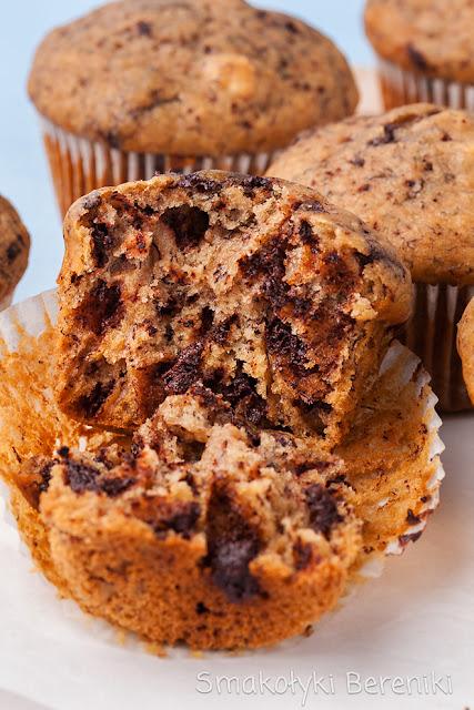 muffiny z bananem