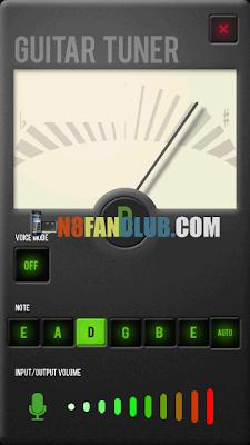 Guitar Tuner V1 2 1 Symbian 3 Full Version App Download