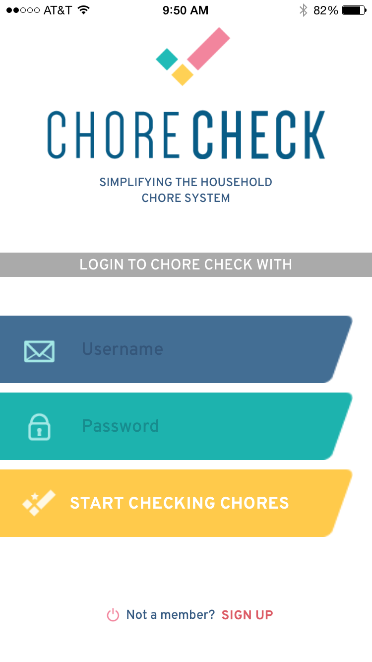 chore chart app for adults