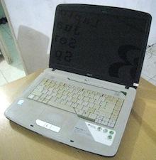 jual laptop bekas acer aspire 5315