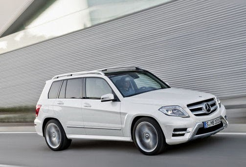 Mercedes-Benz GLK Review