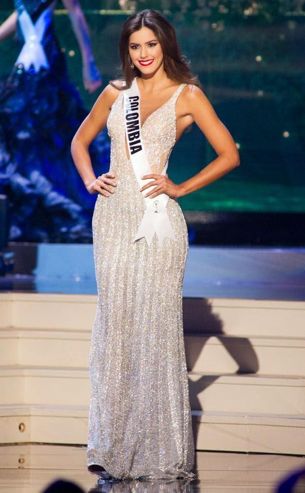 Miss Colombia Paulina Vega