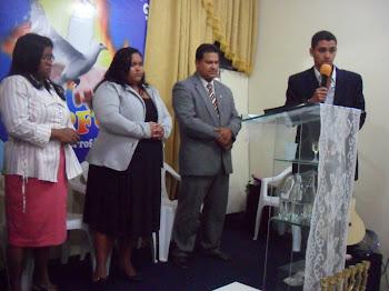 Diac Nestor e Pastores(a)