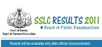 SSLC RESULT 2011