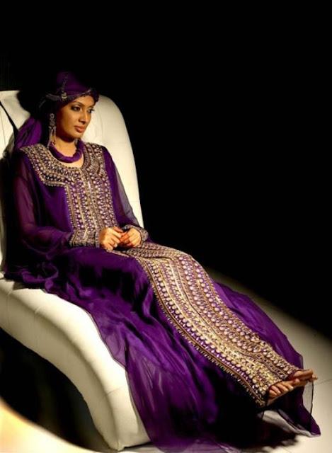 abaya moderne