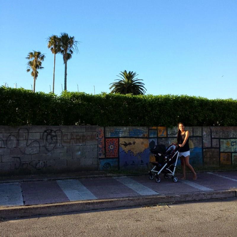 Montevidéu com bebês
