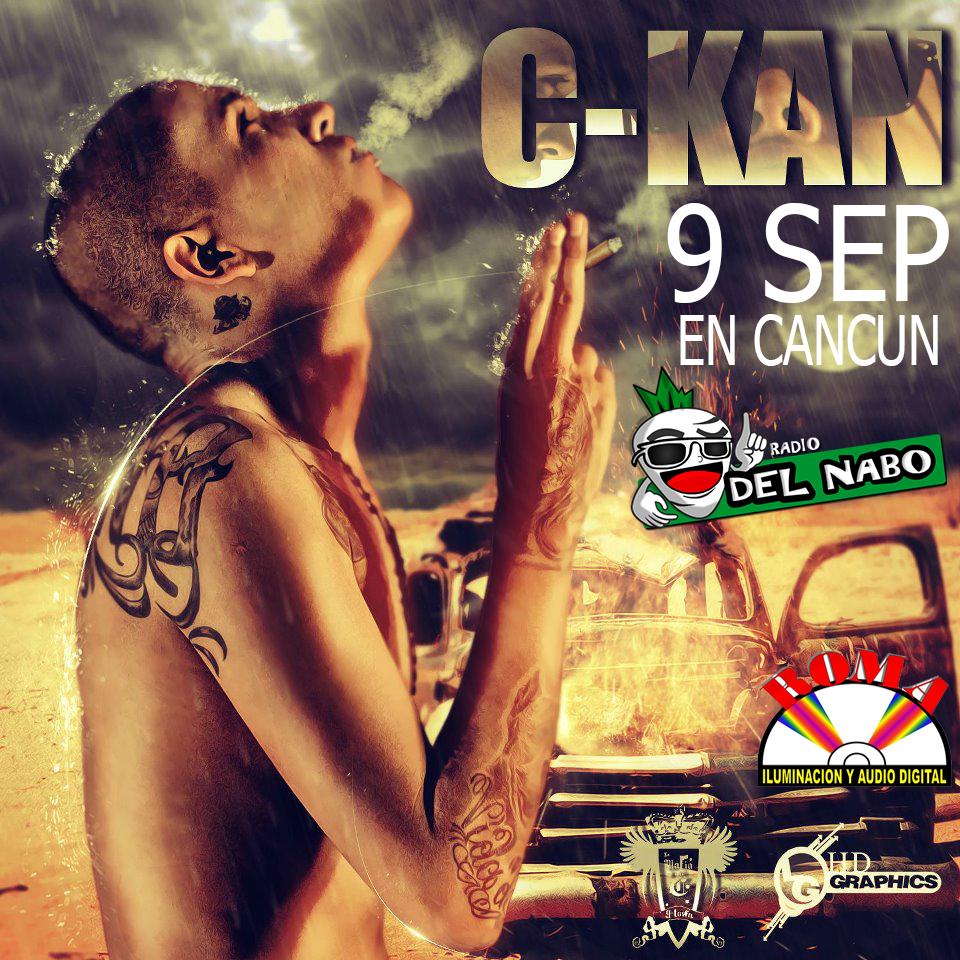Kan en Cancun este 9 de Septiembre 2012 en Concierto