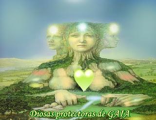 Nosotros, los Arcturianos, no somos ni hombre ni mujer, más bien somos la integración de hombres y mujeres, y estamos iniciando el evento 'Diosas ascendentes de GAIA'.
