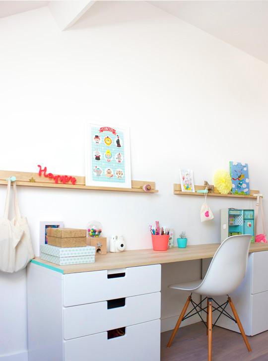 Ideas Decoracion Despacho Ikea ~ IDEAS DECORACI?N ESCRITORIO IKEA  trendy children blog de moda