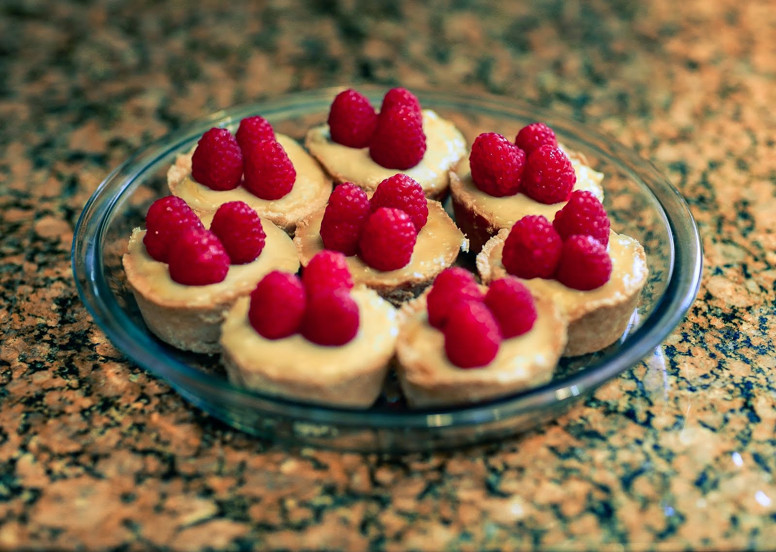 Raspberry Lemon Tartlets