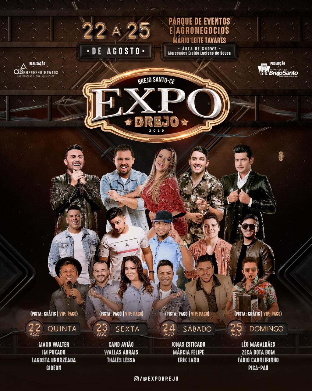 EXPOBREJO 2019