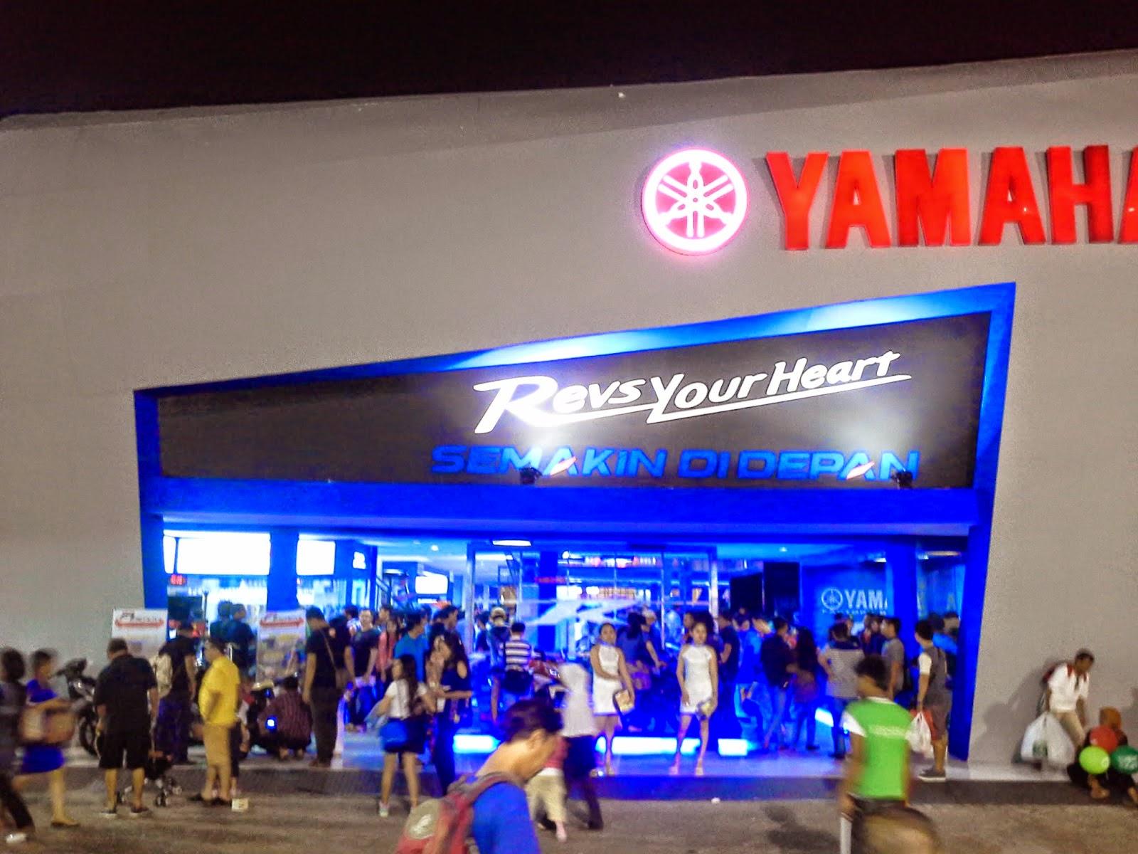 Stand Yamaha PRJ 2014
