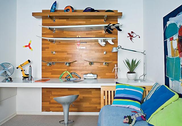 Como decorar um quarto masculinoDecoração Top