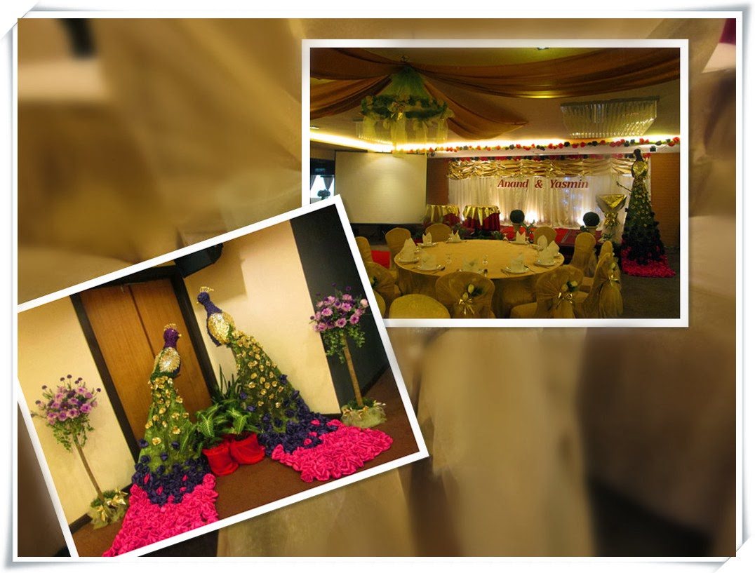 Perak Wedding Expo Seven Days Flower