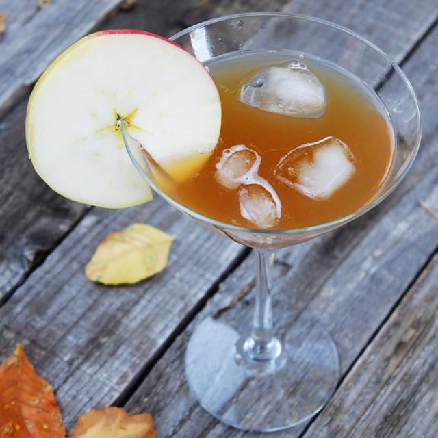 cider bourbon 3 oz apple cider 2 oz bourbon 1