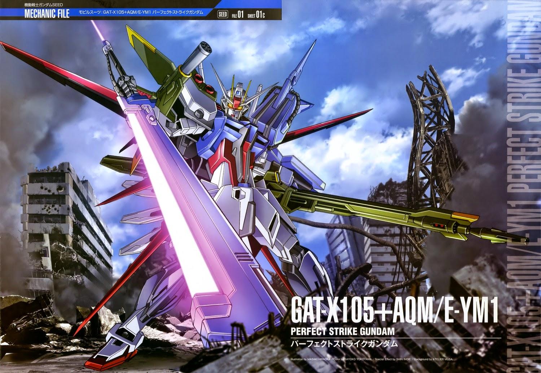 Perfect Strike Gundam