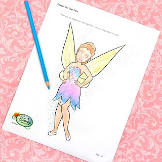 Fairy Template.
