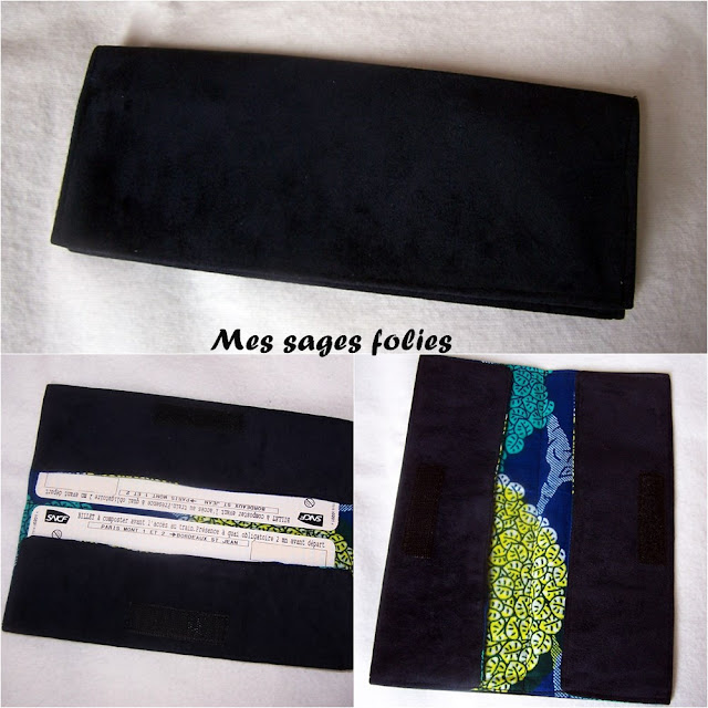 pochette de voyage/ travel wallet