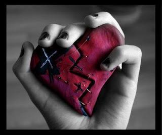 cara mengobati patah hati