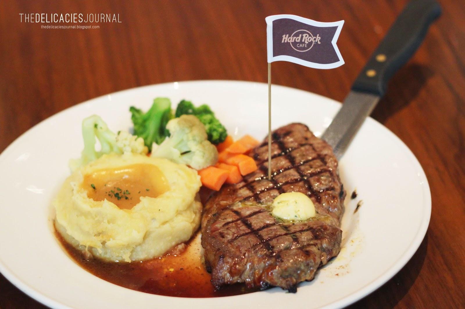 NY Steak vs NY Strip Steak - Seasoned