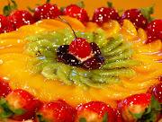 Y esta Tarta de Frutas Light es un claro ejemplo