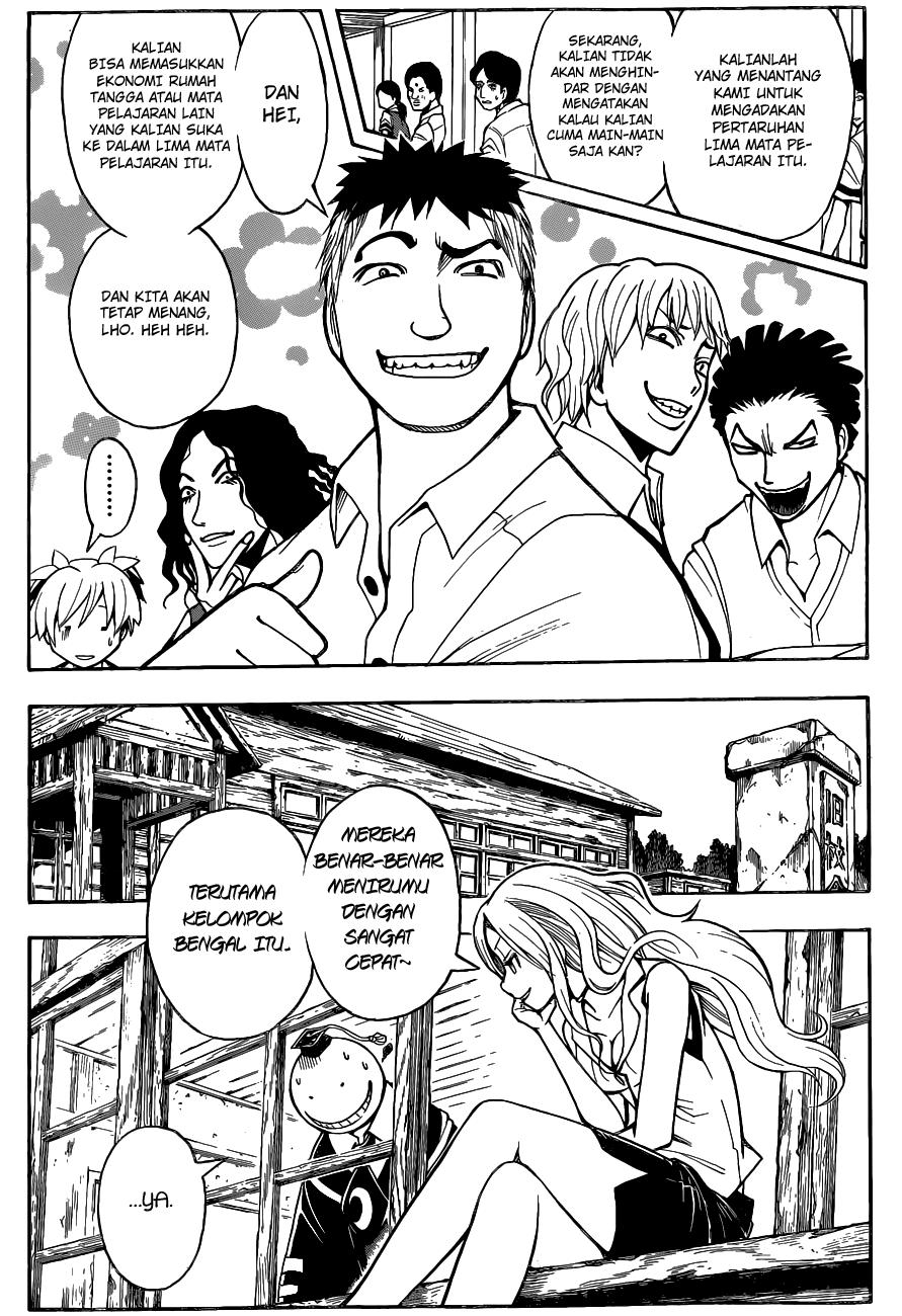 Komik assassination classroom 055 - waktunya penutupan semester pertama 56 Indonesia assassination classroom 055 - waktunya penutupan semester pertama Terbaru 5|Baca Manga Komik Indonesia|Mangaku lah lebih keren lebih baik