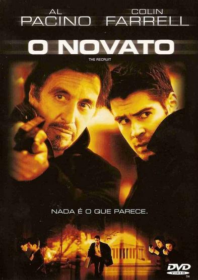 Filme O Novato Dublado AVI DVDRip