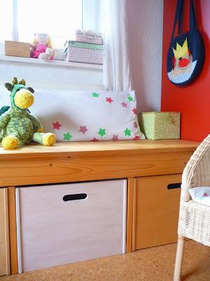 meine gr ne wiese kissen f rs kinderzimmer. Black Bedroom Furniture Sets. Home Design Ideas