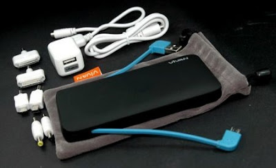 Jual Power Bank Vivan W05 5000mAh